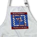 click on Grandson, 4th of July, Patriotic Pin Wheel to enlarge!