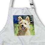 click on Norwich Terrier Portrait to enlarge!