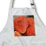 click on Juicy Red Strawberries - Fruit - Photography to enlarge!