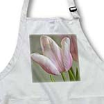 click on Simple Tulip Flower - Pink Floral Photography to enlarge!