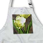 click on Spring Tulip - White Flowers - Floral Photography to enlarge!
