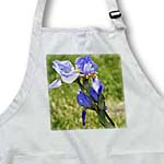 click on Lavender Iris Floral - Spring Flowers - Photography to enlarge!