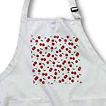 click on RAB Rockabilly Red Cherries on White to enlarge!