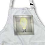 click on Light Bright Bright Light Bulb with glowing yellow high light affects to enlarge!