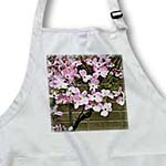 click on Pink Dogwood Flowers - Spring Trees - Floral Print to enlarge!