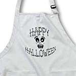 click on Happy Halloween Bones and Funny Skull Face to enlarge!