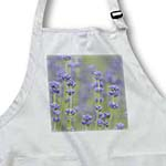 click on Delicate Lavender Flowers - Field of Flowers - Floral Print - Spring to enlarge!