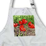 click on Red Tulips - Spring Floral Print - Flowers to enlarge!