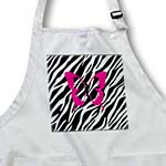 click on Trendy Fushcia Butterfly On Zebra to enlarge!