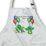 click on Little Dragons Happy Birthday Son to enlarge!