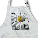 click on Daisy in Black and White with a dash of Color - Flowers - Floral Print to enlarge!