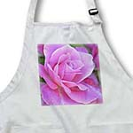 click on Pink Rose - Romantic Flowers - Floral Print to enlarge!