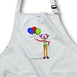 click on Clown with balloons to enlarge!