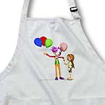 click on Clown giving balloon to child to enlarge!