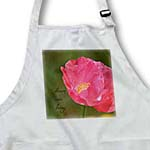click on Dream Into Being Pink Poppy Inspirational Floral - Flowers to enlarge!