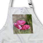 click on Two Pink Poppies - Flowers - Floral Print to enlarge!
