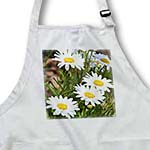 click on Pretty White Daisies - Flowers - Floral Print to enlarge!