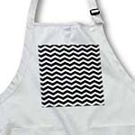 click on Black and White Chevron Zig Zag Pattern Trendy and Stylish to enlarge!
