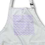 click on Lilac Purple and White Chevron Zig Zag Striped Pattern Feminine and Fun to enlarge!