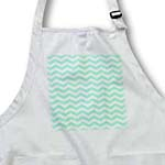 click on Mint Green and White Chevron Zig Zag Stripes Pattern Retro and Stylish to enlarge!