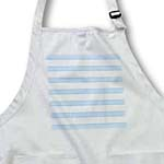 click on Pastel Blue and White Sailor Stripes - French Nautical Seaside Ocean Theme to enlarge!