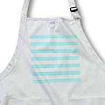 click on Bright Blue and White Striped pattern - contemporary classic to enlarge!