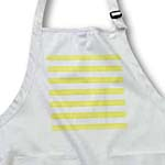 click on Mustard Yellow and White Stripes Pattern - Retro classic to enlarge!
