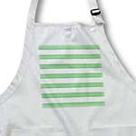 click on Green and White Stripes Pattern - Retro Classic style to enlarge!