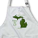 click on Enjoy the U.P. Michigan with Da Yoopers (Map of Michigan) to enlarge!