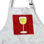click on Wine Lover Gift - White Wine on Red to enlarge!
