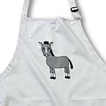 click on Cute Grey Horse to enlarge!