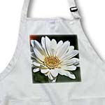 click on White Gerbera Flower - Spring Flowers Floral Print to enlarge!