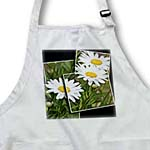 click on White Daisies - Flowers Picture Collage - Photography to enlarge!