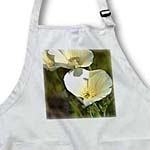 click on White Poppy Romance - Flowers - Floral Print to enlarge!