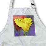 click on Pretty Yellow Iceland Poppy Flower - Floral Print to enlarge!