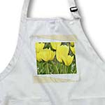 click on Beautiful Inspired Yellow Tulips - Spring Flowers to enlarge!