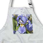 click on Beautiful Iris - Spring Flowers - Floral Print to enlarge!