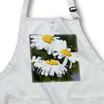 click on Spring Daisies - Inspired Garden Floral Print - Flowers to enlarge!
