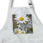click on Pretty Daisy Garden - Inspired Flowers - Floral Print to enlarge!