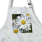 click on Pretty Daisy Garden Flowers - Inspired Floral Print to enlarge!