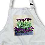 click on Potted Purple Tulips to enlarge!