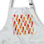 click on For the Kitchen - Carrot Print - White to enlarge!