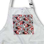 click on Elegant Koi Fish Print - Traditional Colors to enlarge!