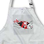 click on Koi Fish White Face - Traditional Colors to enlarge!