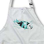 click on Koi Fish White Face - Blue to enlarge!