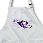 click on Koi Fish White Face - Purple to enlarge!