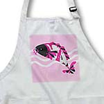 click on Koi Fish Grey Face - Pink to enlarge!