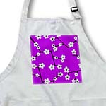 click on Bright Cherry Blossoms Print - Purple to enlarge!