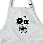 click on CARTOON SKULL cartoon skull 1s on white to enlarge!
