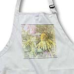 click on Inspired Yellow Echinacea Flowers - Garden Floral to enlarge!
